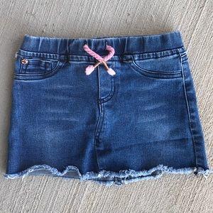 Hudson Girl's Denim Skirt